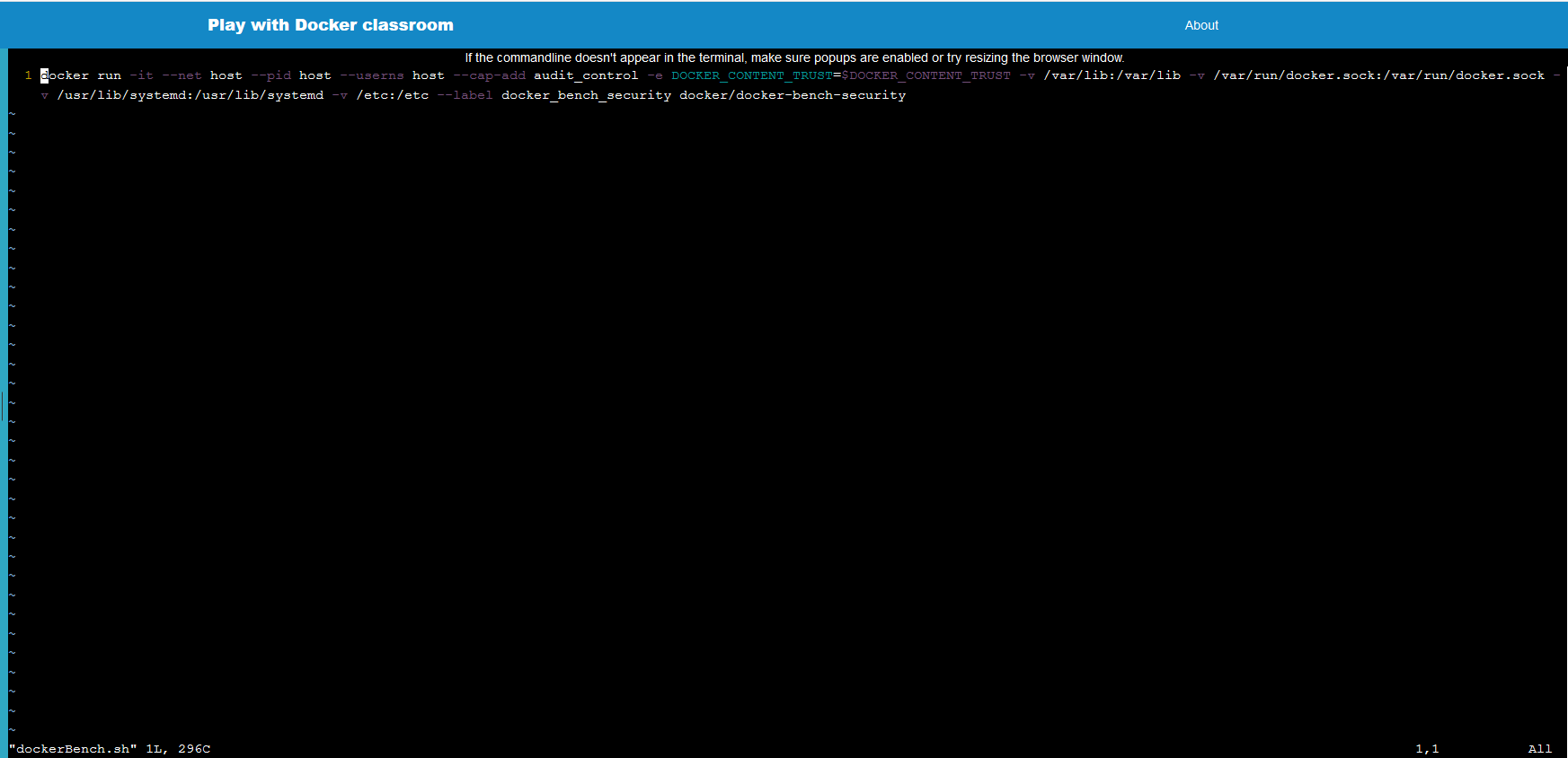 Enjoyable Hps Developer Portal Docker Bench For Security Caraccident5 Cool Chair Designs And Ideas Caraccident5Info